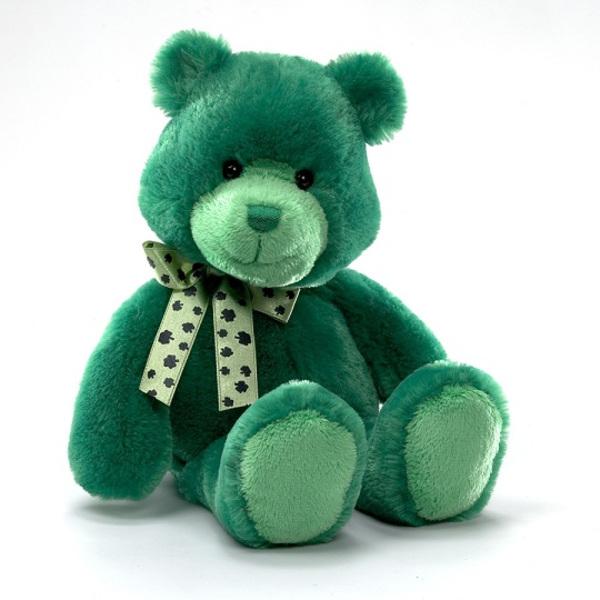 Gund Keehn Irish Bear